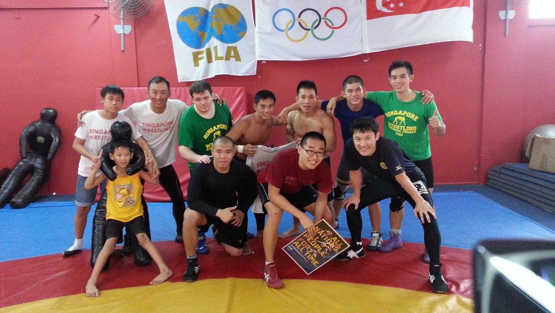 Singapore Wrestling Federation