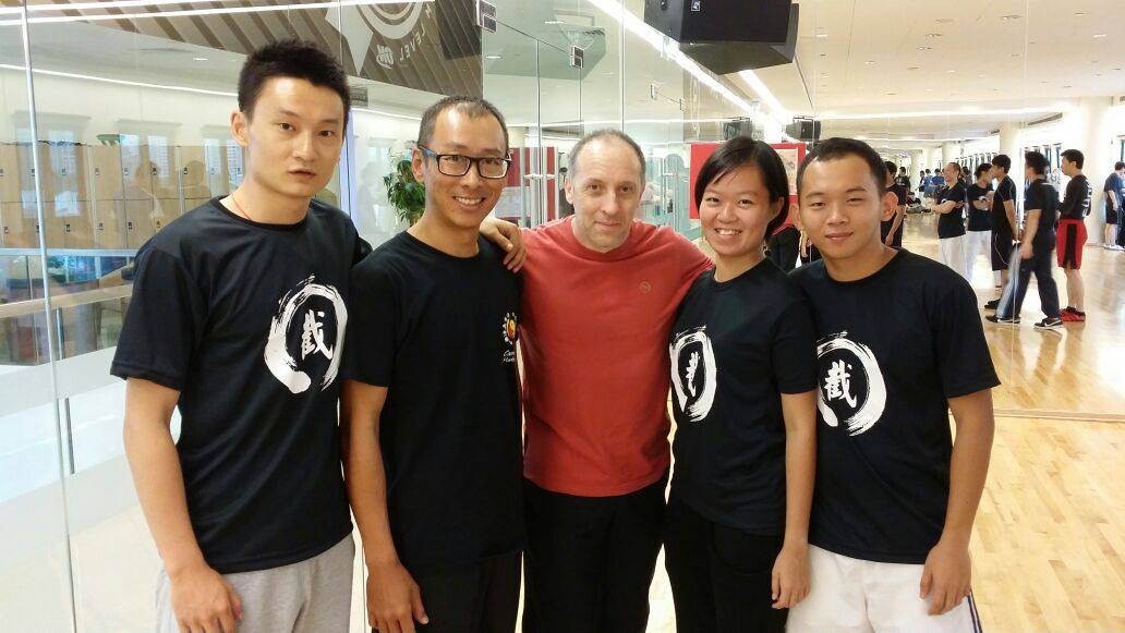 Tommy Carruthers Singapore JKD Seminar 2014