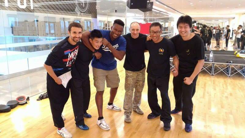 Tommy Carruthers Seminar 2015