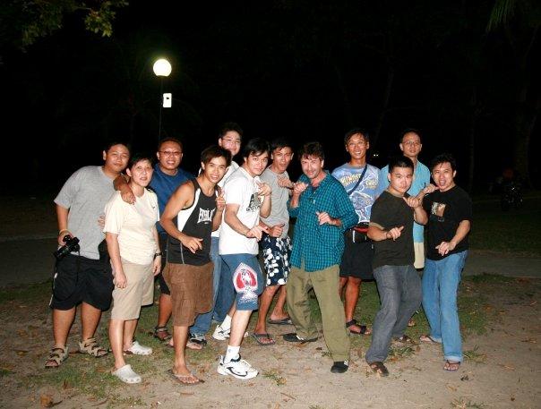 Singapore pioneer JKD Group 2006 under Mark Stewart