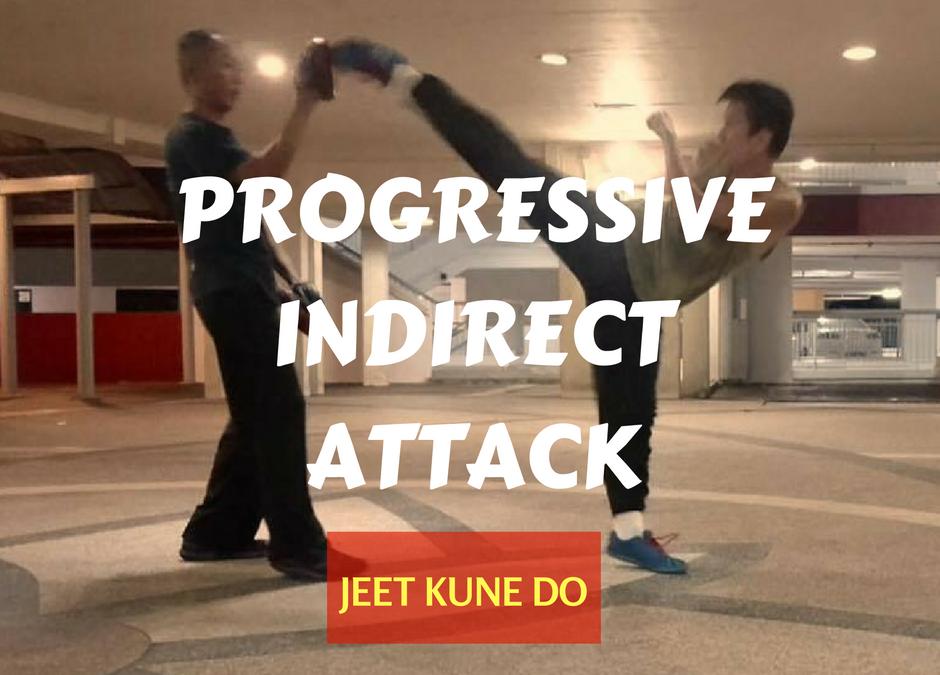 PROGRESSIVE INDIRECT ATTACK