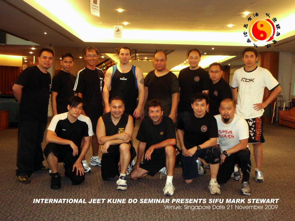 International Jeet Kune Do Mark Stewart Seminar 2009